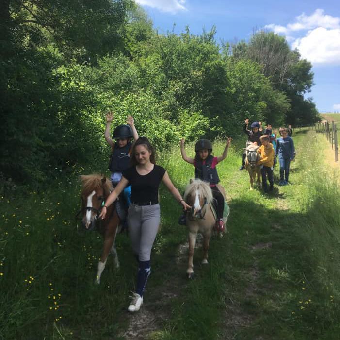 Écurie de Toulos - Cours d'équitation à Villeneuve sur Lot