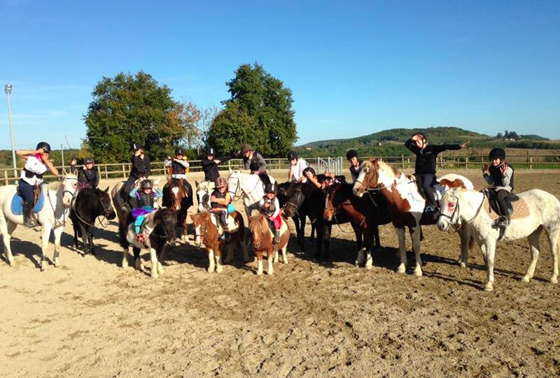 Ecurie de Toulos - équitation à Villeneuve sur Lot