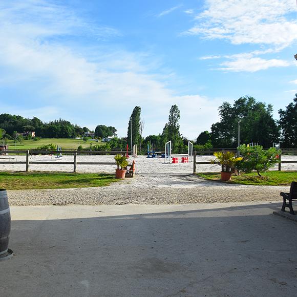 Centre équestre poney club